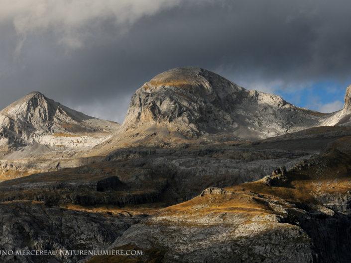 Le massif du Mont Perdu
