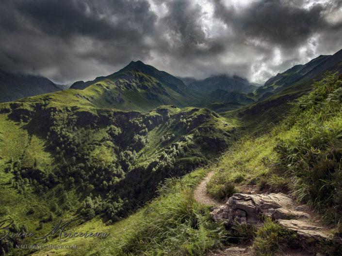 Montagnes du Peyras